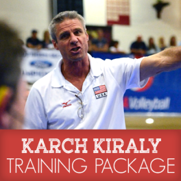 Karch-Kiraly-Training-Package
