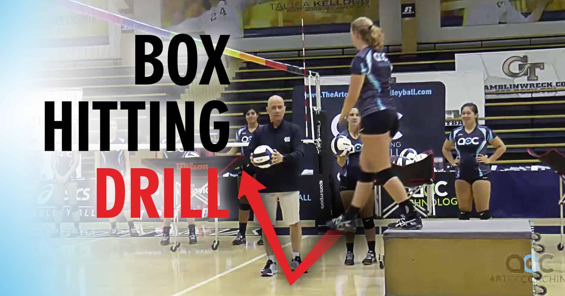 Box Hitting Drill
