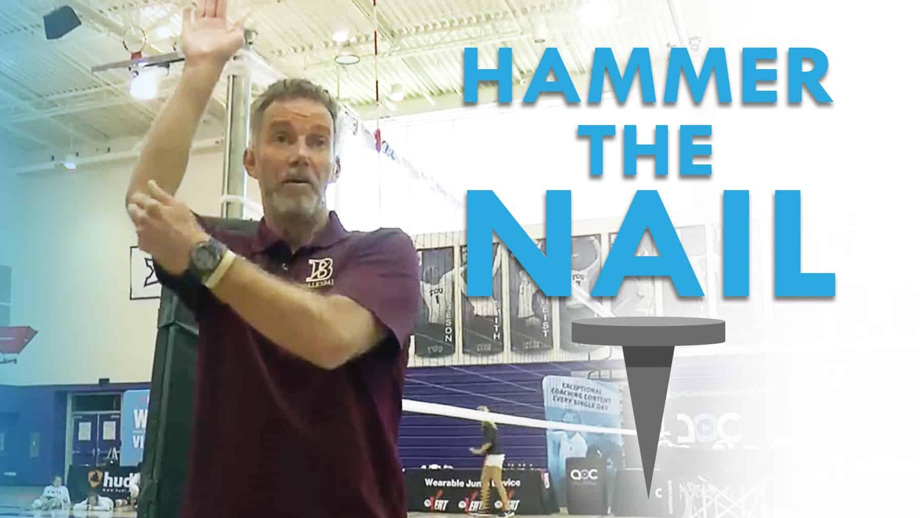 Tod Mattox Hammer The Nail