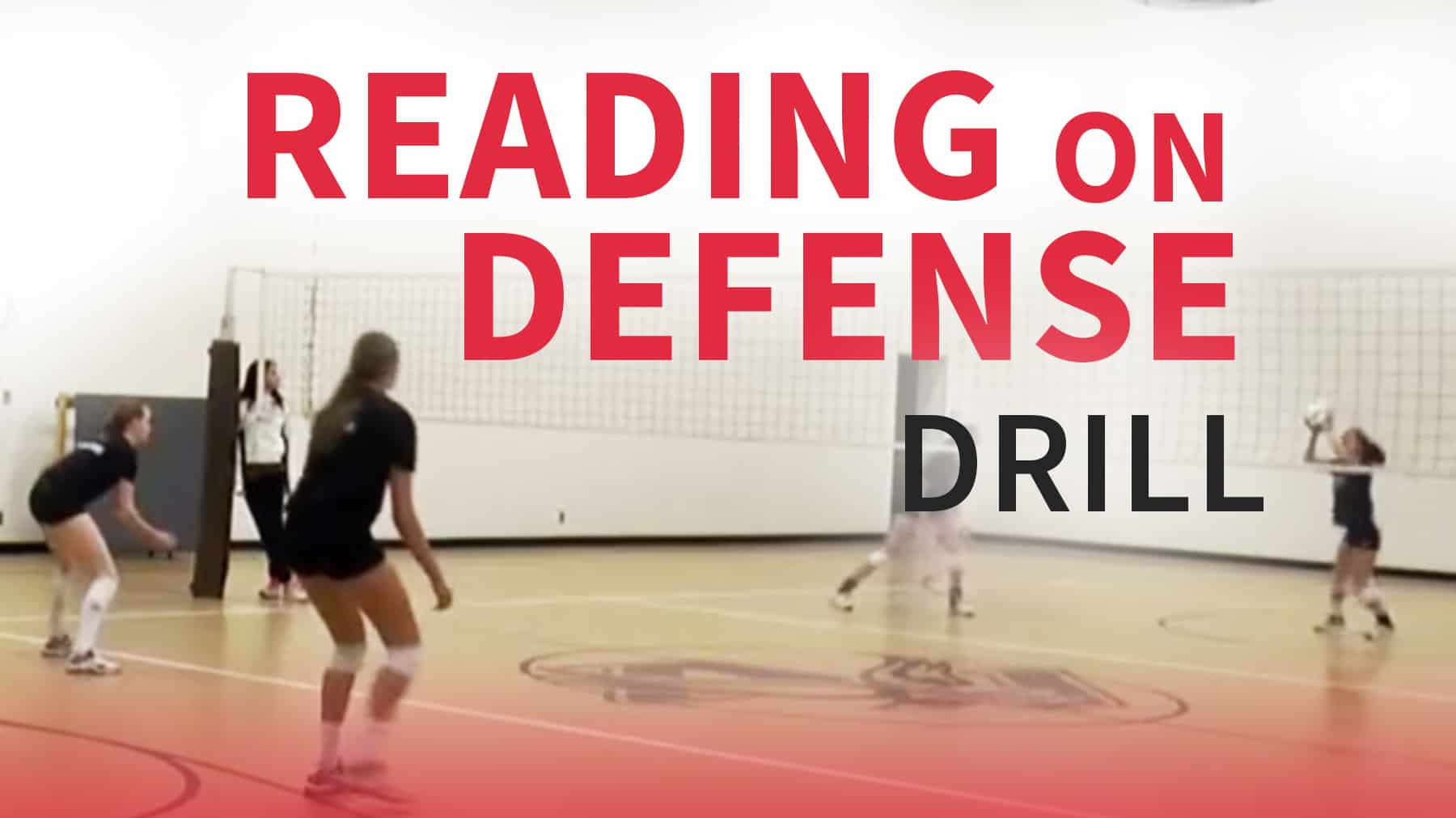 Drill To Train Reading On Defense