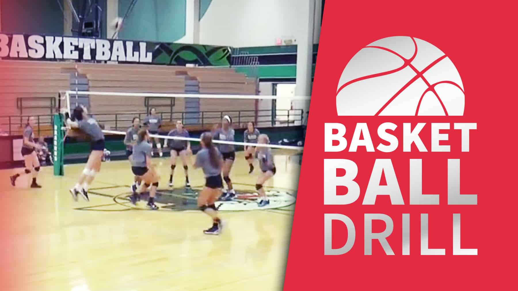 Promote Aggressive Play With Basketball Drill
