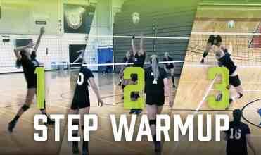 3 Step Warm-up