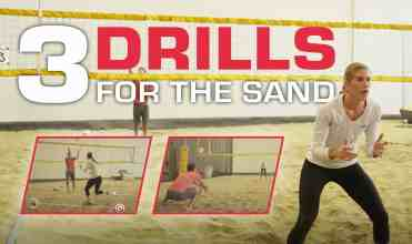 3 drills for the sand