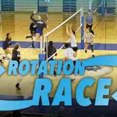 Rotation Defense Volleyball Diagram Harley Davidson Dallas Race To Work On Serve Receive And First Ball