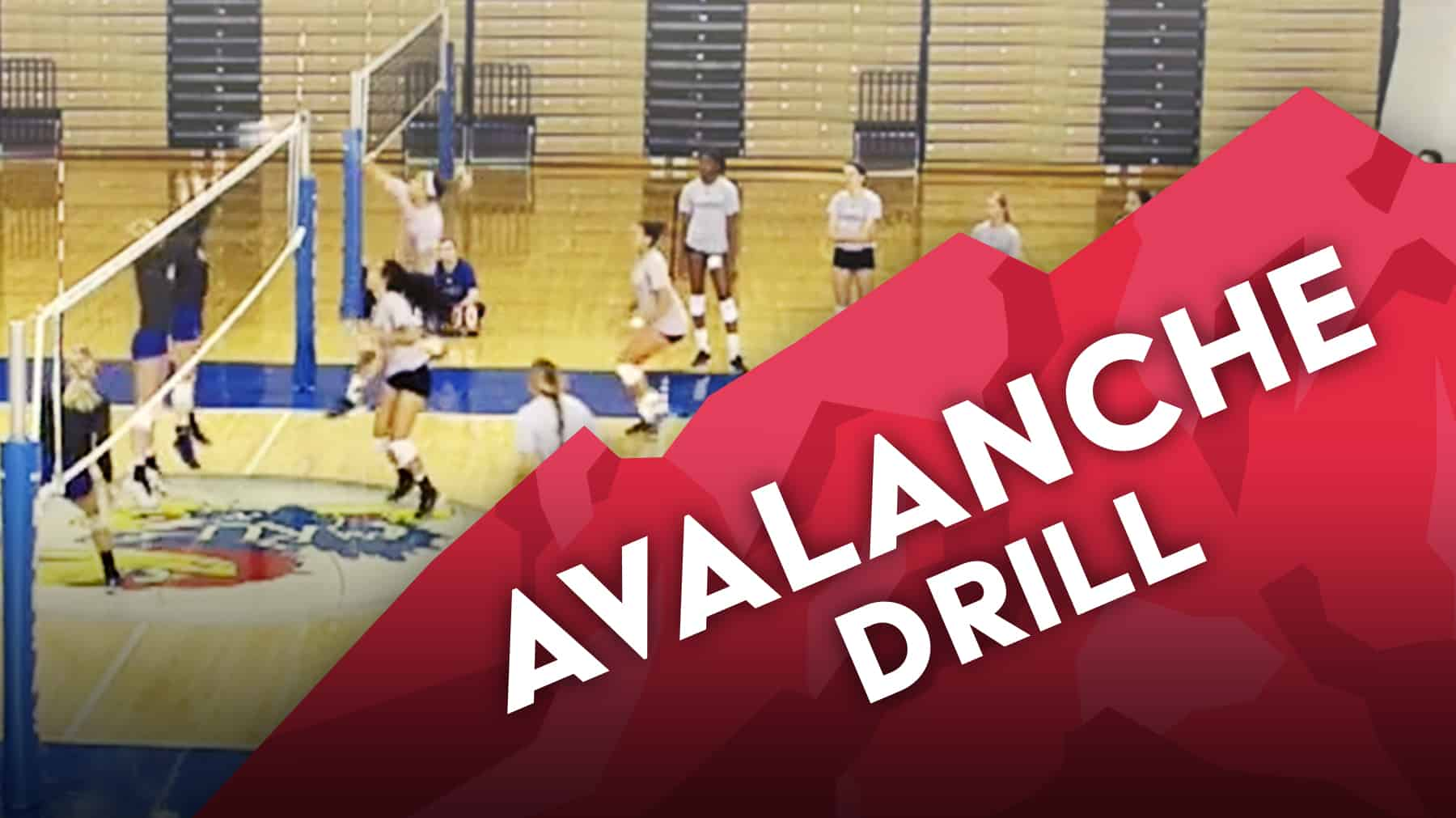 Avalanche Drill To Reinforce Point Runs