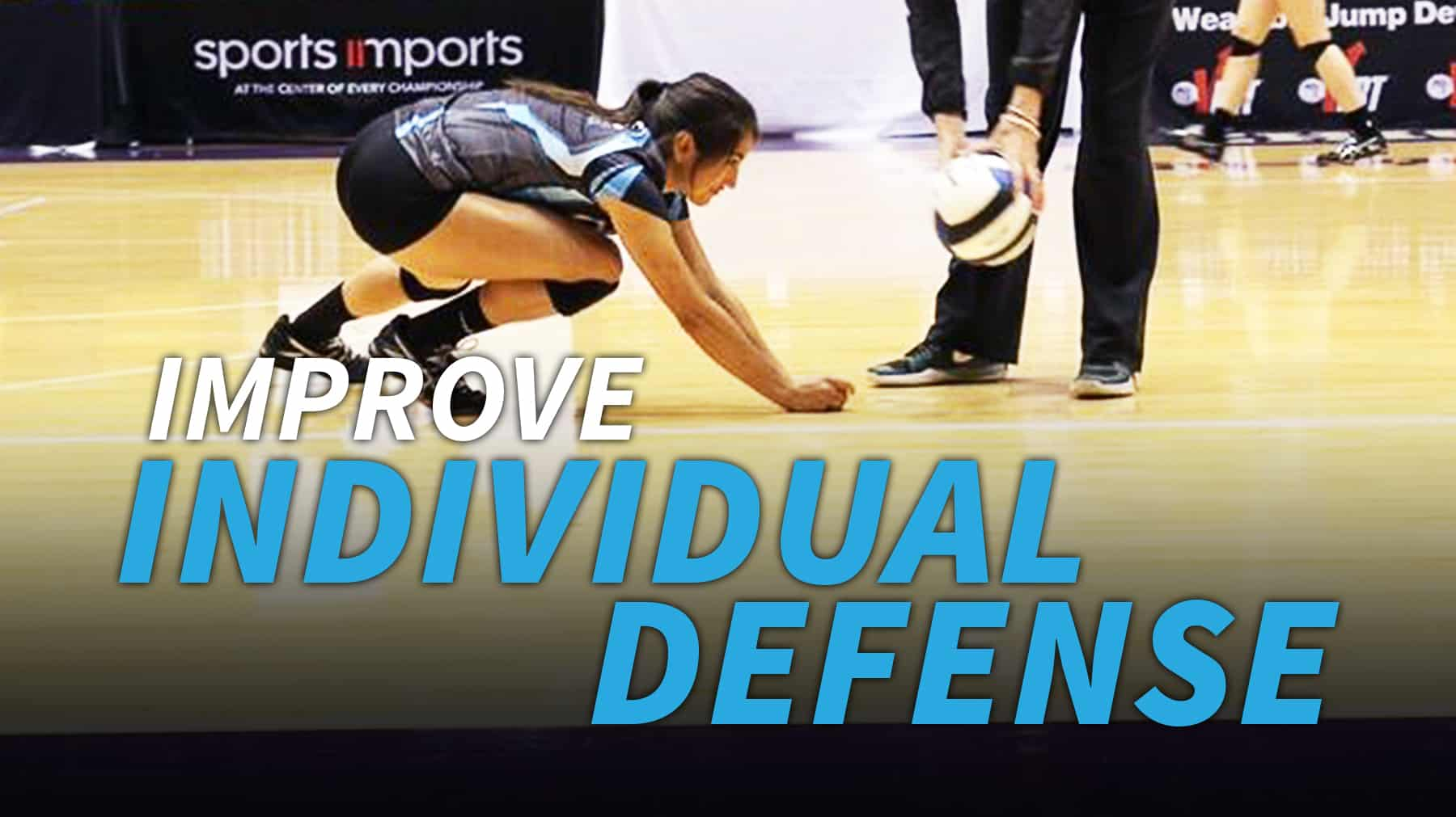 Improving Individual Defensive Skills With Cathy George
