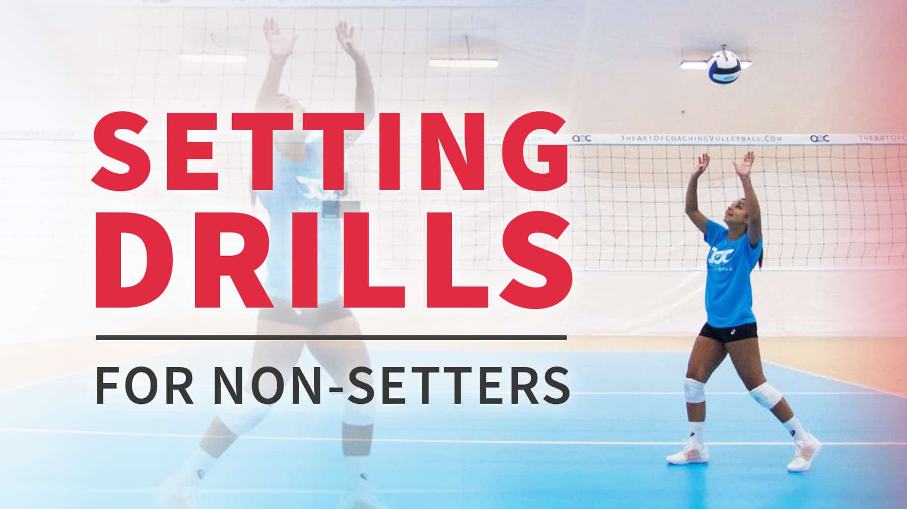 Setting Drills For Players Who Aren T Setters