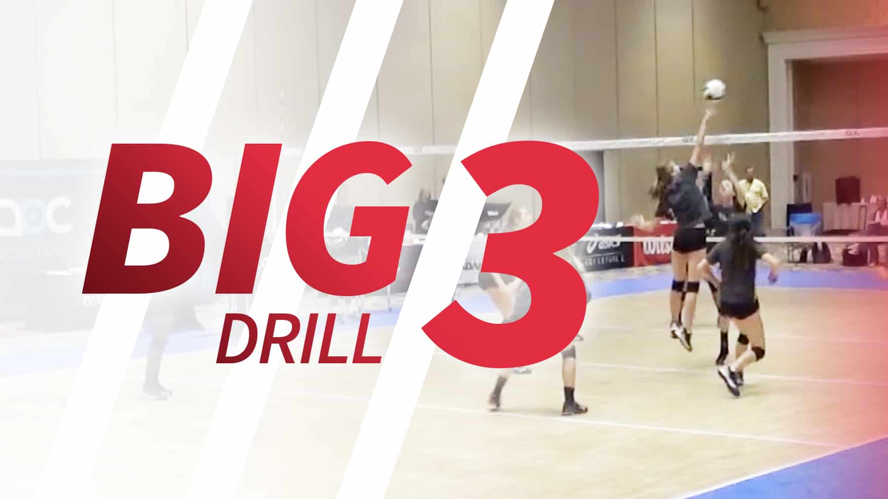 Big 3 Drill For End Of Game Simulation