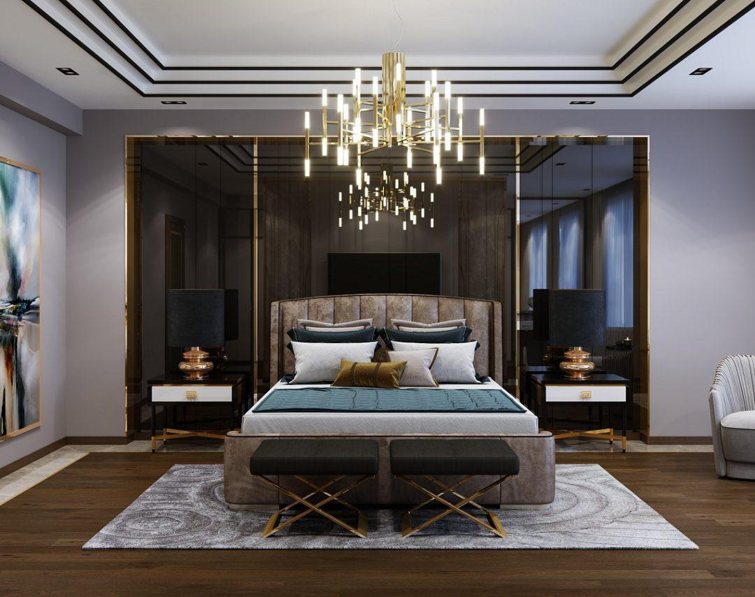 Interior design di lusso visionnaire. Decor Lusso The Art Of Design Magazine