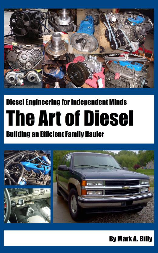 The Art of Diesel Cover