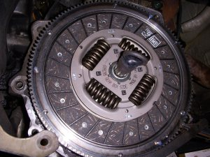 New Conventional Clutch