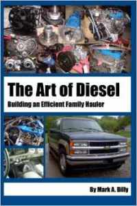 The Art of Diesel: Papberback