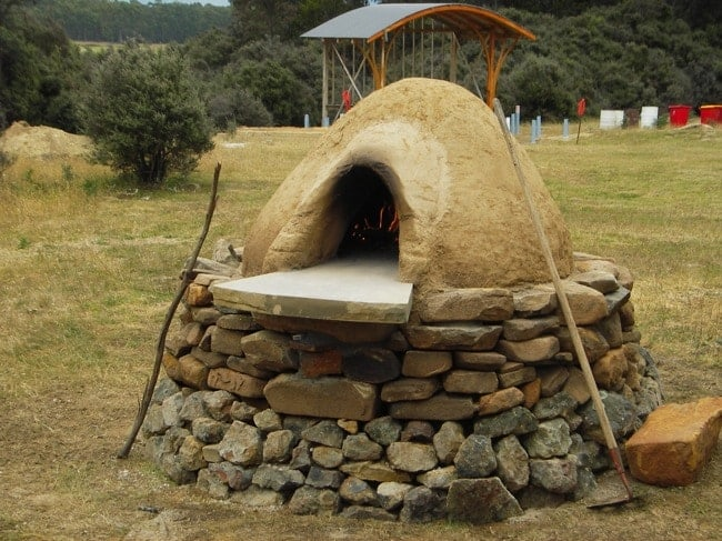 How to build a cob pizza oven step by stepThe Art of