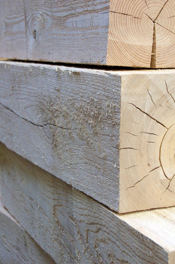 Best Way To Sand Rough Cut Wood