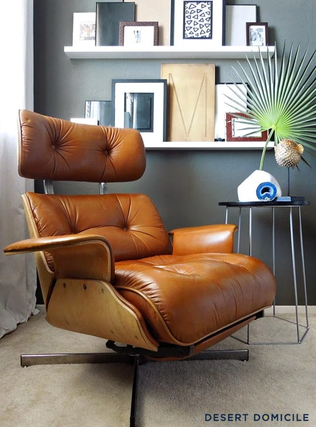 selig eames chair mid century chairs uk battle of the modern plycraft knoll all this obsessive research into led me to knockoff lounge as designed by george muhlhouser