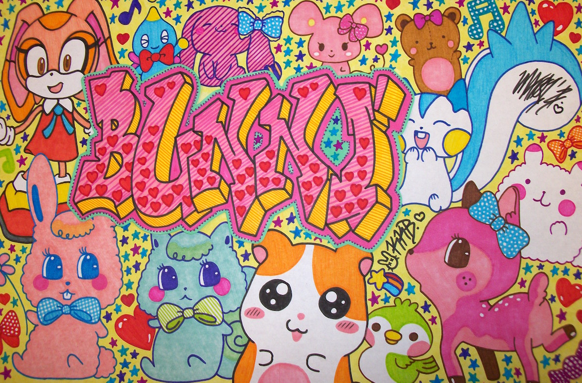 Why You Need To Teach Graffiti In Your Art Room