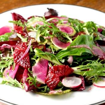 bittersweet love salad