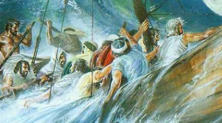The Model of Pagans in Jonah 1