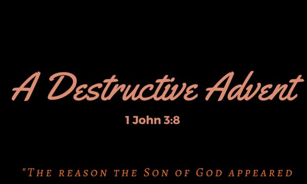 Isaiah 9:4: A Destructive Advent