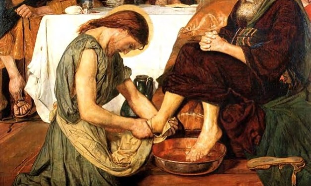 Peter's Feet: Humiliation and Guilt in John 13:1-17