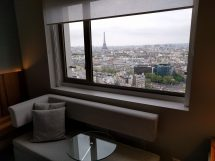 Hyatt Regency Paris Toile Art Of Travel Hacking