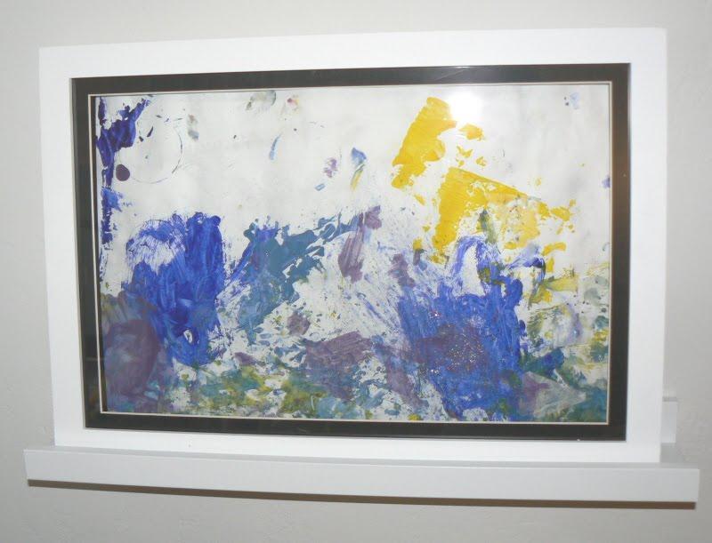 Displaying Children\'s Artwork - The Art Pantry