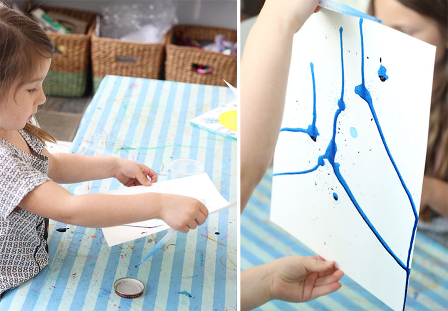 Drawing Games With Jeanette Nyberg The Art Pantry