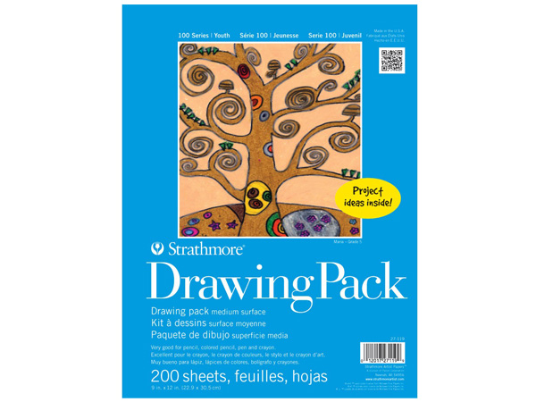 Drawing-Paper-Pack