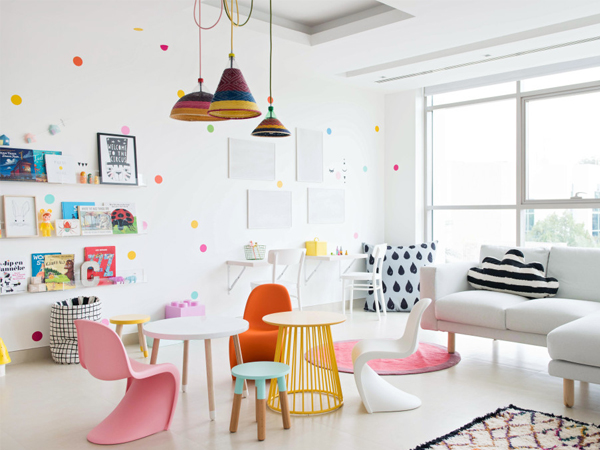 Live Loud Girl Play Spaces