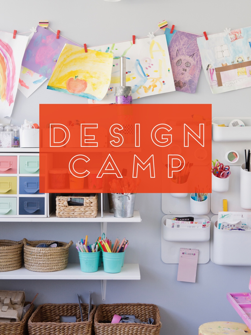Sign up for Design Camp today!