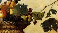 Natura morta, Caravaggio e la Canestra di Frutta