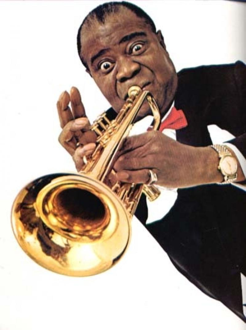Pops The Wonderful World of Louis Armstrong  New music