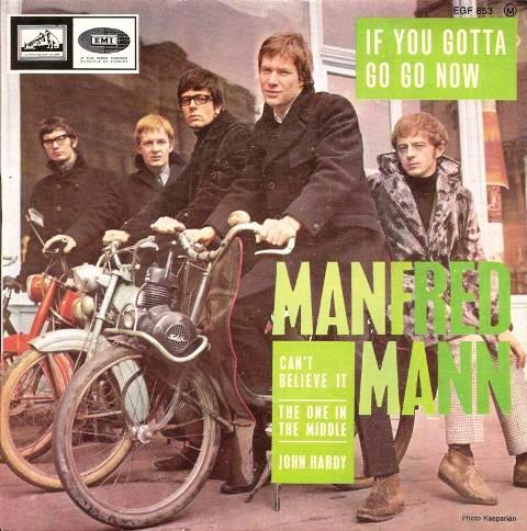 Take What You Need UK Covers Of Bob Dylan Songs 1964-69 Manfred Mann If you Gotta go go Now