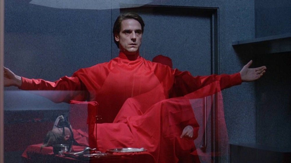 Jeremy Irons in Dead Ringers