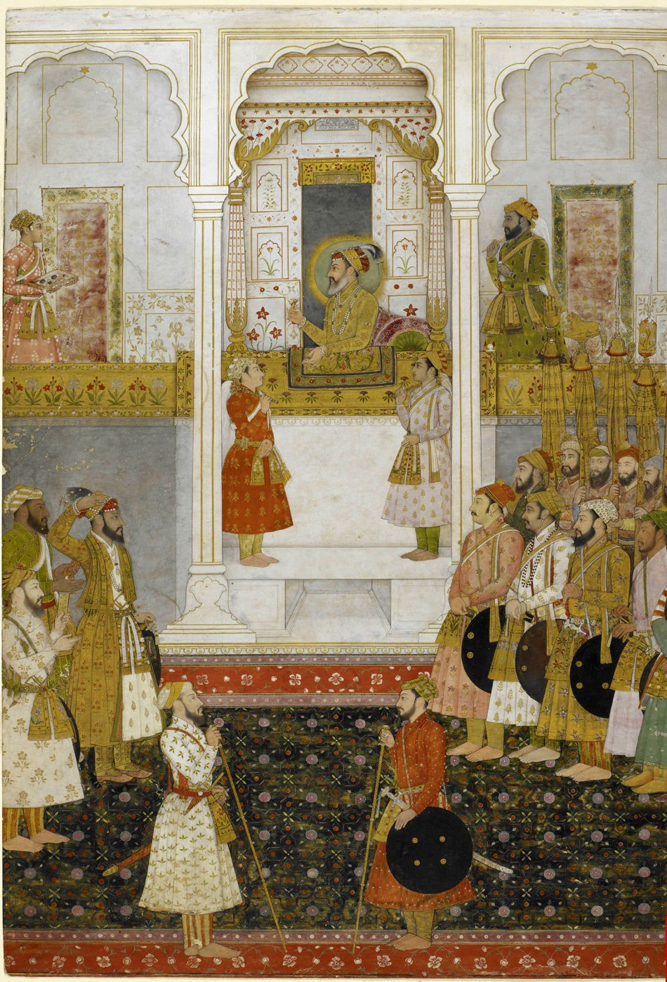 Mughal India Art Culture and Empire British Library
