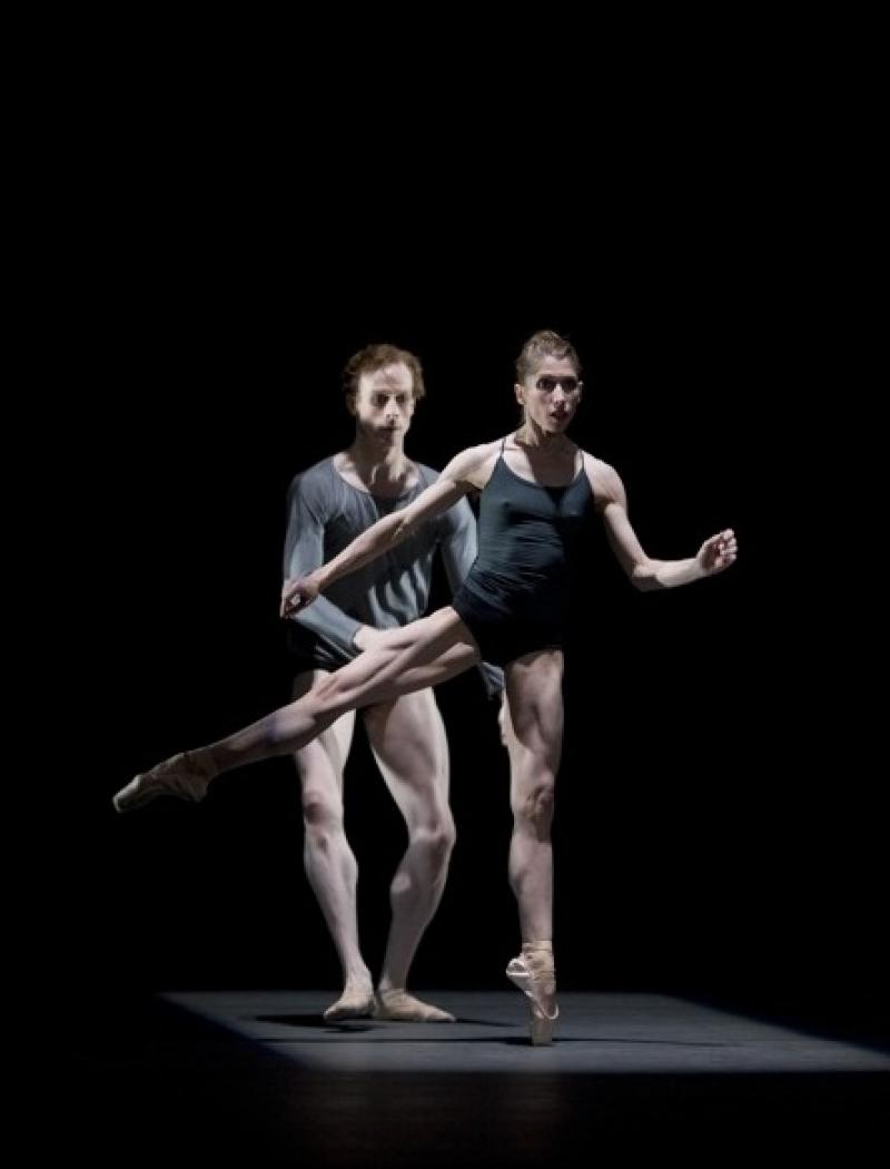 As One Rushes Infra Royal Ballet