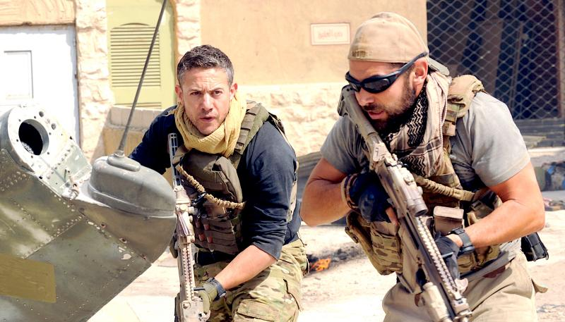 Strike Back Series 6 Sky 1 review  more stories for boys