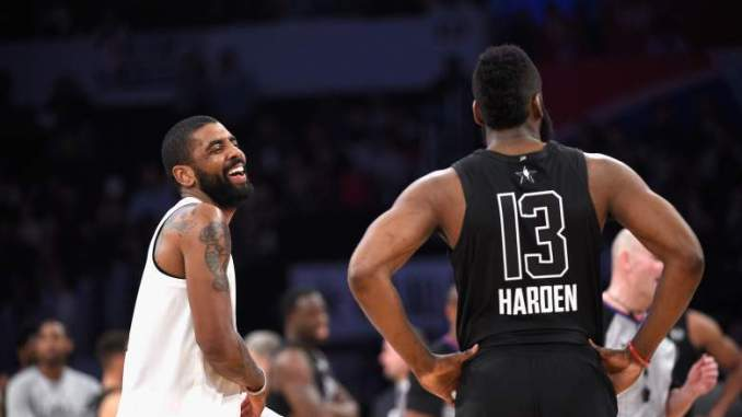 Kyrie Irving Responds To Blown Call at End of Knicks Game