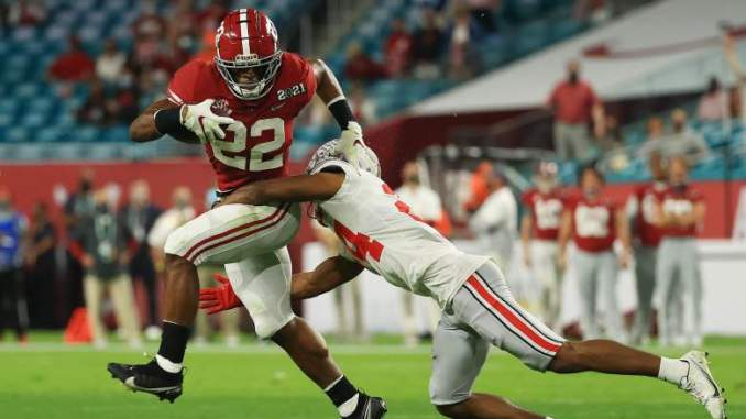 'Don't Count Out' New York Jets Taking a RB Early in NFL Draft