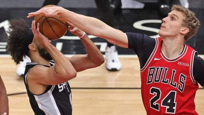 Analyst Links 2 Western Conference Destinations for Lauri Markkanen