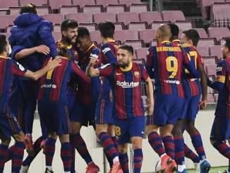 Barcelona Welcome Duo Back To Squad For Real Madrid Clash