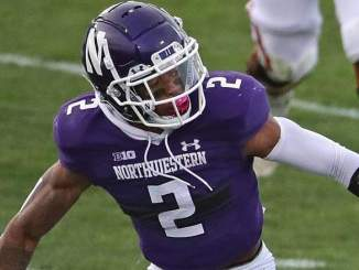 Browns Select CB Greg Newsome With Top Pick in NFL Draft