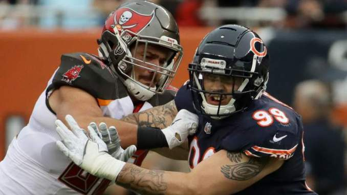 Bucs Lose Tight End Antony Auclair in Free Agency: Report