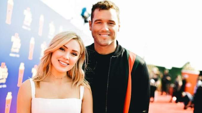 Cassie Randolph Addresses Colton Underwood's Coming out