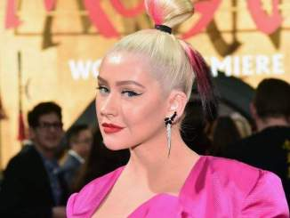 Christina Aguilera Talks Father's Abuse & Weight Issues