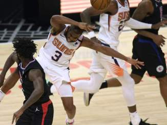 Clippers and Suns Pull No Punches in Fierce, Playoff-Like Matchup
