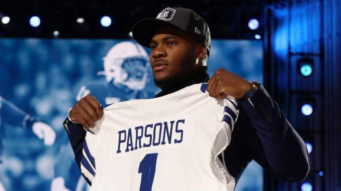 Cowboys Draft: Micah Parsons Sends Strong Message to Dallas