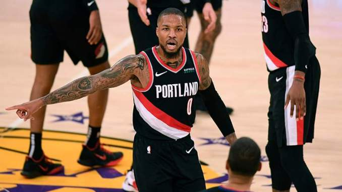 Damian Lillard's Frustration Could Open Door for Lakers