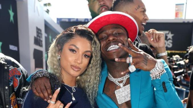 DaniLeigh Sparks DaBaby Pregnancy Rumors With Latest Viral Video