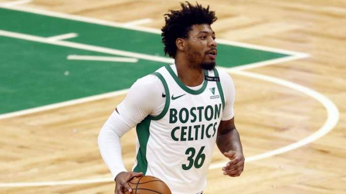 Danny Ainge Disagrees With Marcus Smart's Suspension